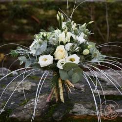 bouquet flocon par la ronde des fleurs, livraison ou retrait à rennes