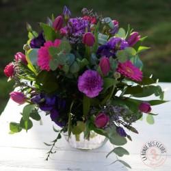 mystere bouquet de la ronde des fleurs rennes