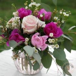 bouquet lovely la ronde des fleurs