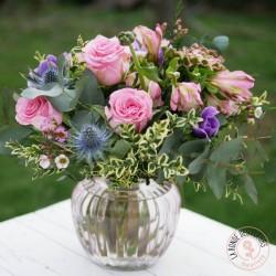 bouquet de printemps La Ronde des Fleurs