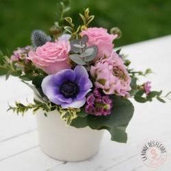 pretty, composition florale La Ronde des Fleurs, rennes