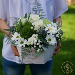 boite fleurie La Ronde des Fleurs
