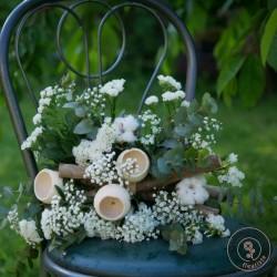 bouquet de fleurs sechées pina colada