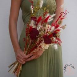 garance fleurs séchées