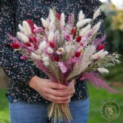 Unique fleurs séchées