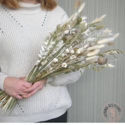 Vanille  fleurs séchées