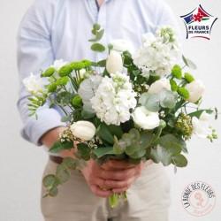bouquet de fleurs francaises