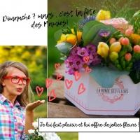 Dimanche c'est la fête des Mamies, alors profitez en pour les gâter et leur offrir un joli bouquet de fleurs! 🥰 Livraison à domicile ou retrait express en boutique avec le click and collect! 👉lien en bio pour commander 📷composition mamie chérie à commander sur notre site  Nous vous accueillons samedi et dimanche de 8h à 18h  #fetedesgrandsmeres #fetedesmamies #mamiechérie #jet'aimemamie #livraisondefleurs #livraisonadomicile #clickandcollect #rennes #rennesmaville #rennescity #larondedesfleurs_rennes